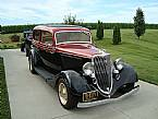 1934 Ford 2 Door Sedan Picture 3