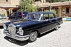 1963 Mercedes 220S Picture 3