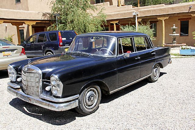 1963 mercedes 220s for sale santa fe new mexico for 1963 mercedes benz 220s for sale