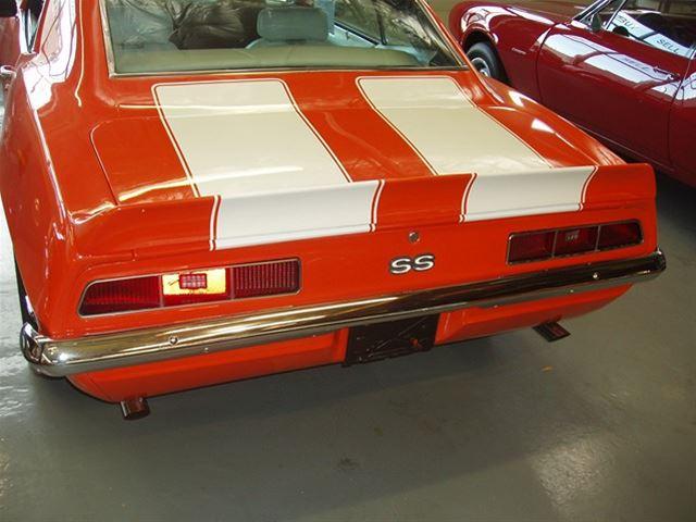 1969 Chevrolet Camaro For Sale Denver Colorado