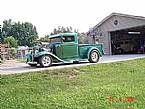 1934 Ford Custom Pickup Picture 3
