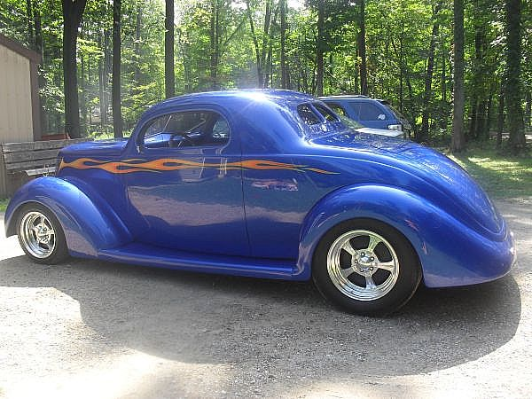 1937 Coupe Project Sale submited images.