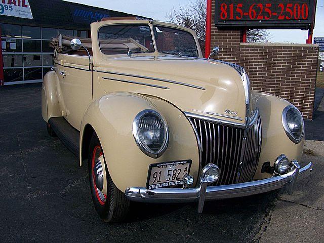 1939 ford deluxe 4 door convertible for sale sterling for 1939 ford deluxe 4 door sedan