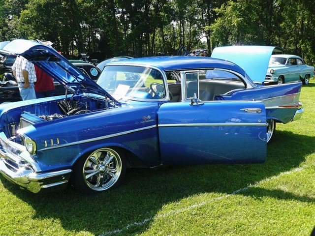 1957 Chevrolet Bel Air For Sale Bentonville Arkansas