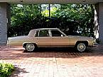1986 Cadillac Brougham Picture 3