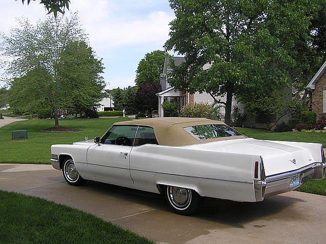 1970 Cadillac DeVille Convertible For Sale , Iowa