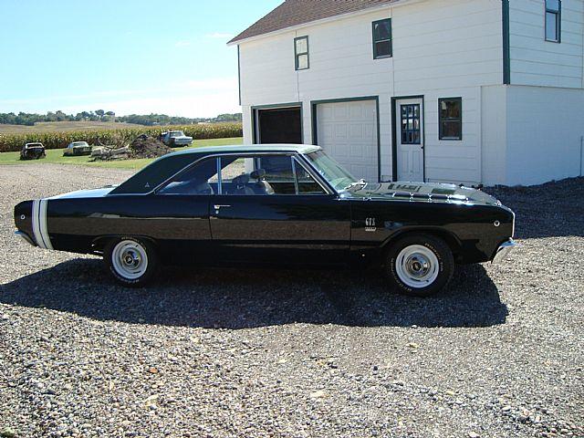 1968 Dodge Dart GTS For Sale , Iowa
