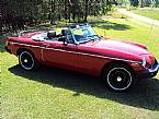 1978 MG MGB Picture 3