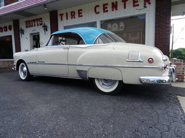 1951 Pontiac Coupe For Sale: 1951 Pontiac Catalina For Sale , Iowa