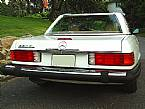 1989 Mercedes 560SL Picture 3
