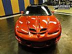 2002 Pontiac Trans Am Picture 3