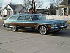 1975 Oldsmobile Custom Cruiser Picture 3
