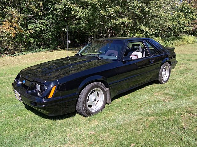 1985 ford mustang gt for sale doylestown ohio. Black Bedroom Furniture Sets. Home Design Ideas