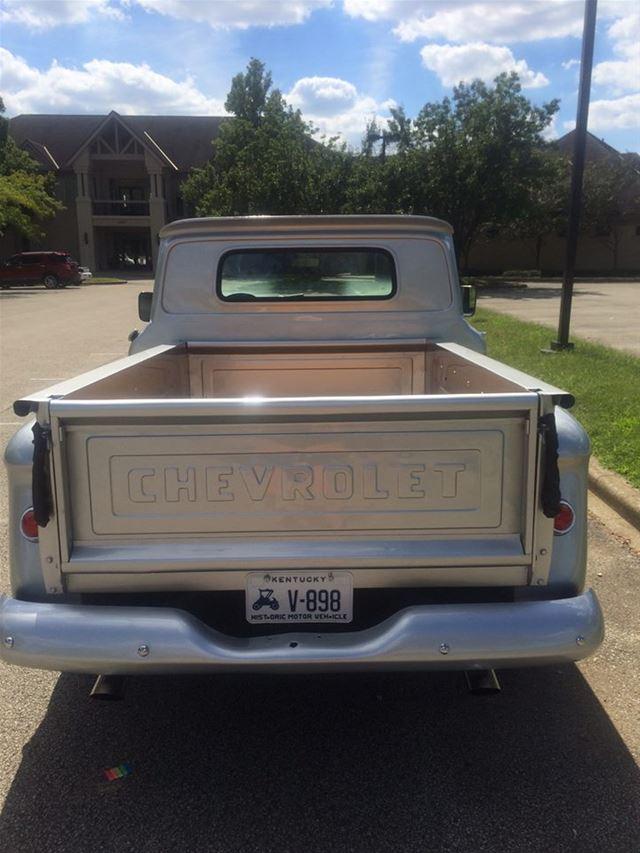 1963 Chevrolet C10 For Sale Louisville Kentucky