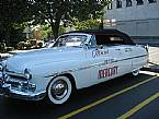 1950 Mercury Convertible Picture 3