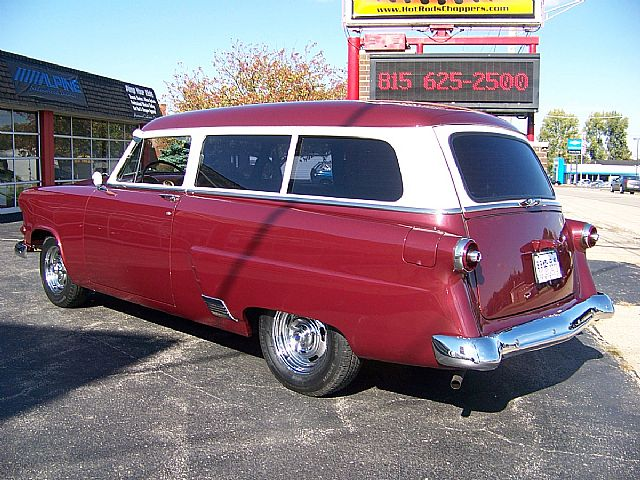 1953 Ford Mainline Ranch Wagon For Sale Sterling Illinois