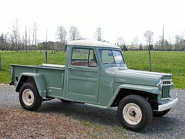1956 Willys Jeep For Sale Hopewell, New Jersey