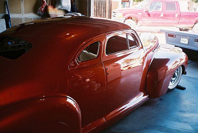 1941 Chevrolet Custom For Sale Bakersfield California