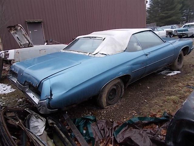 1972 Buick Lesabre For Sale Creston Ohio