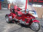 1995 Honda Goldwing Picture 3