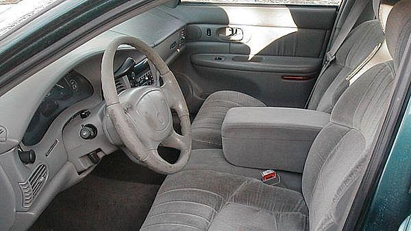 Buick on 1999 Buick Skylark