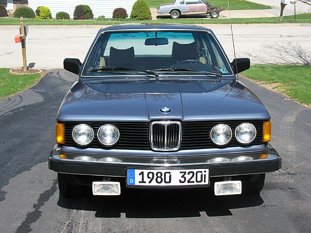 1980 Bmw 320i For Sale Indiana Pennsylvania