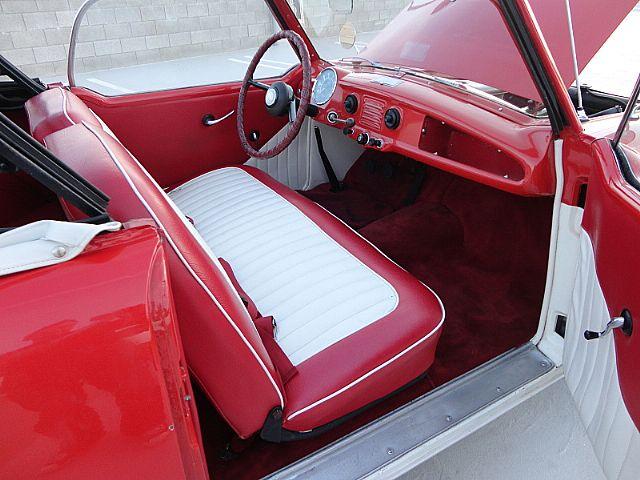 1954 Nash Metropolitan For Sale Woodland Hills California