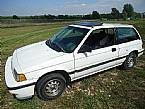 1986 Honda Civic Picture 3