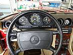 1987 Mercedes 560SL Picture 3