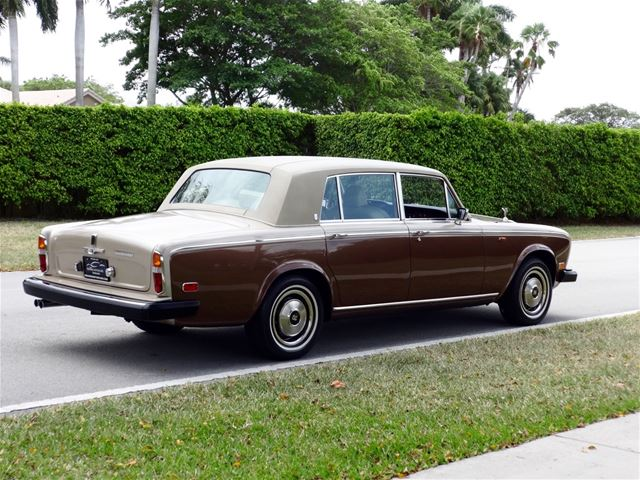 1979 rolls royce silver wraith ii for sale delray beach. Black Bedroom Furniture Sets. Home Design Ideas