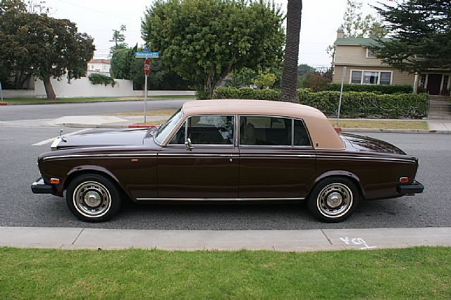 1976 Rolls Royce Silver Shadow For Sale Santa Monica