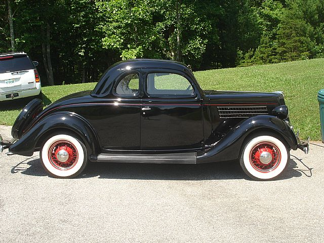 1935 ford 5 window coupe for sale lenoir north carolina