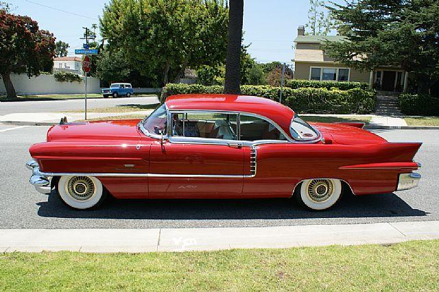 1956 Cadillac Eldorado Seville For Sale Santa Monica
