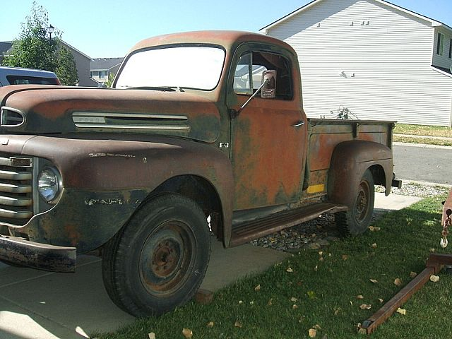 1950 ford f3 for sale post falls idaho. Black Bedroom Furniture Sets. Home Design Ideas