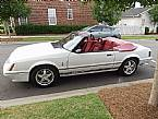 1984 Ford Mustang Picture 3