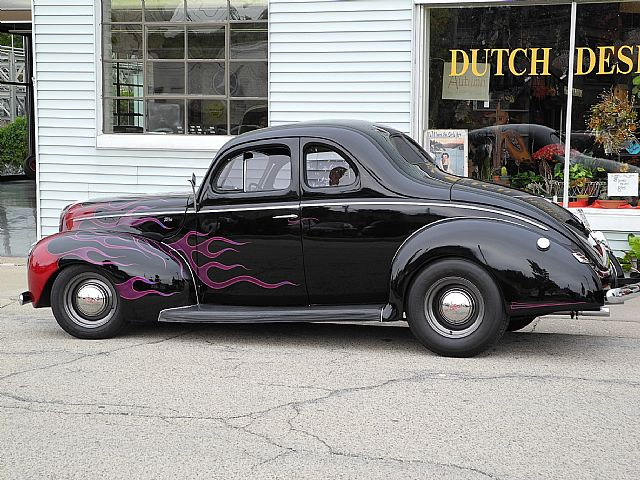 1940 Ford Business Coupe For Sale Lake Mills Wisconsin