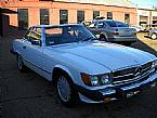 1988 Mercedes 560SL Picture 3