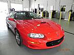 2002  Chevrolet Camaro Picture 3