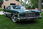 1975 Lincoln Town Coupe Picture 3