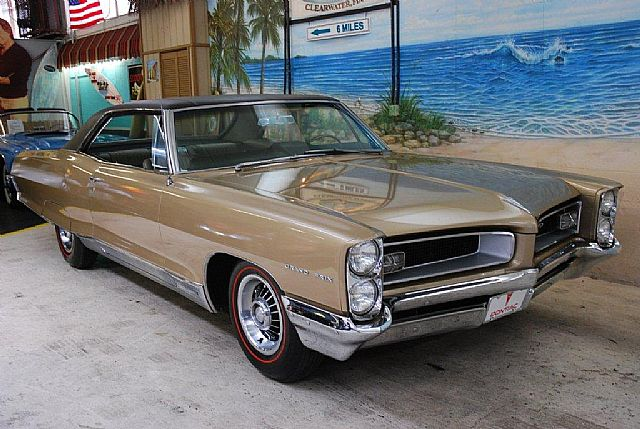 1966 pontiac grand prix for sale clearwater florida. Black Bedroom Furniture Sets. Home Design Ideas