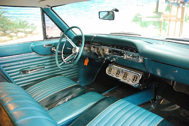 1963 Mercury Meteor S33 For