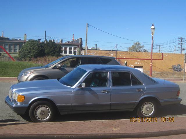 1991 mercedes 300se for sale winston salem north carolina for Mercedes benz winston salem north carolina
