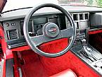 1986 Chevrolet Corvette Picture 3