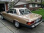 1985 Mercedes 380SL Picture 3