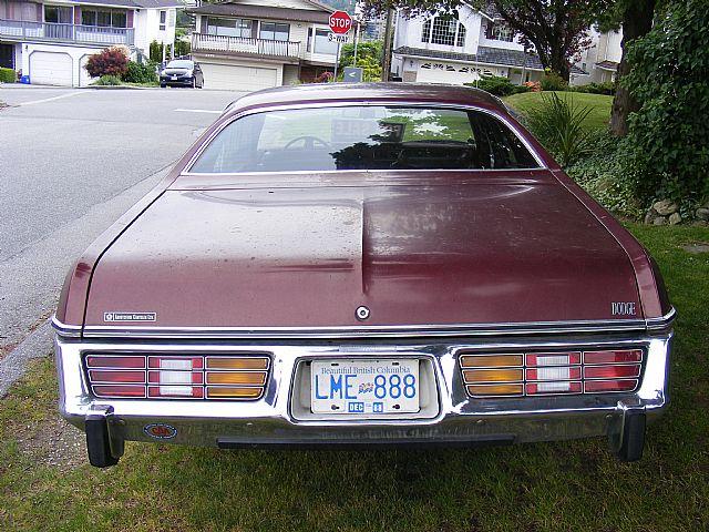 1977 Dodge Monaco For Sale burnaby British Columbia