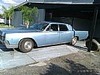1966 Lincoln Continental Picture 3