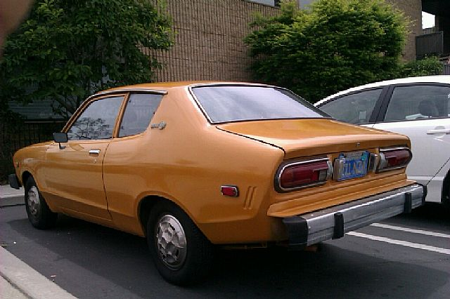 1976 Datsun B210 For Sale Monterey Park California