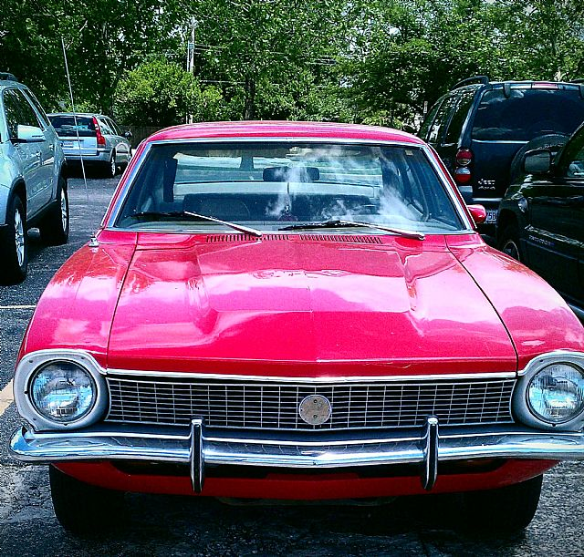 Interior Car Cleaning Okc: 1972 Ford Maverick For Sale Oklahoma City, Oklahoma