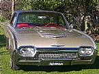 1962 Ford Thunderbird Picture 3