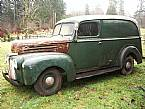 1946 Ford Deliverey Panel Picture 3